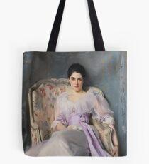 Lady Agnew Of Lochnaw - John Singer Sargent  Tote Bag