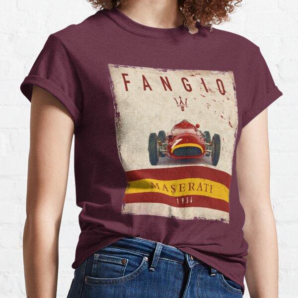 Fangio Maserati  Classic T-Shirt