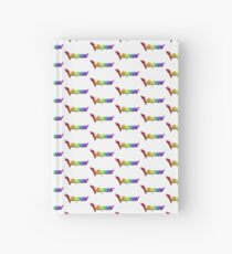 Rainbow Voltron  Hardcover Journal
