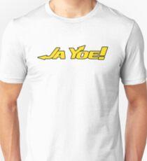 the Official JaYoe Nation Emblem Unisex T-Shirt