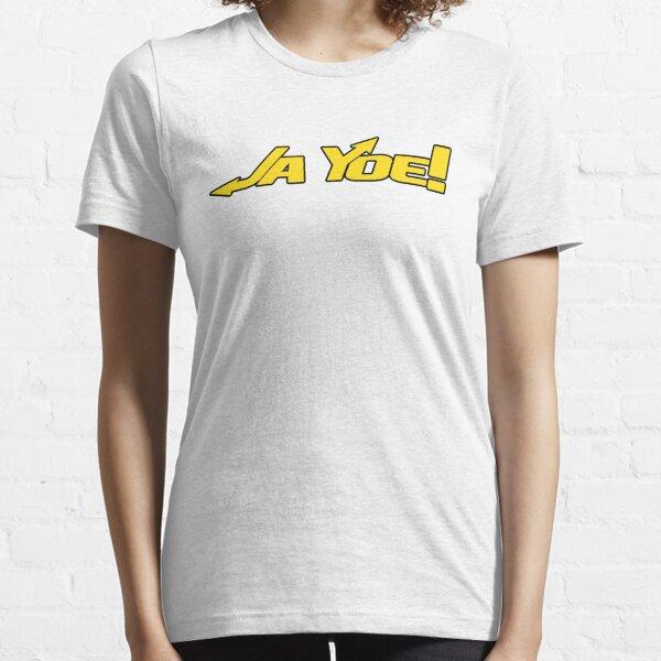 the Official JaYoe Nation Emblem Essential T-Shirt