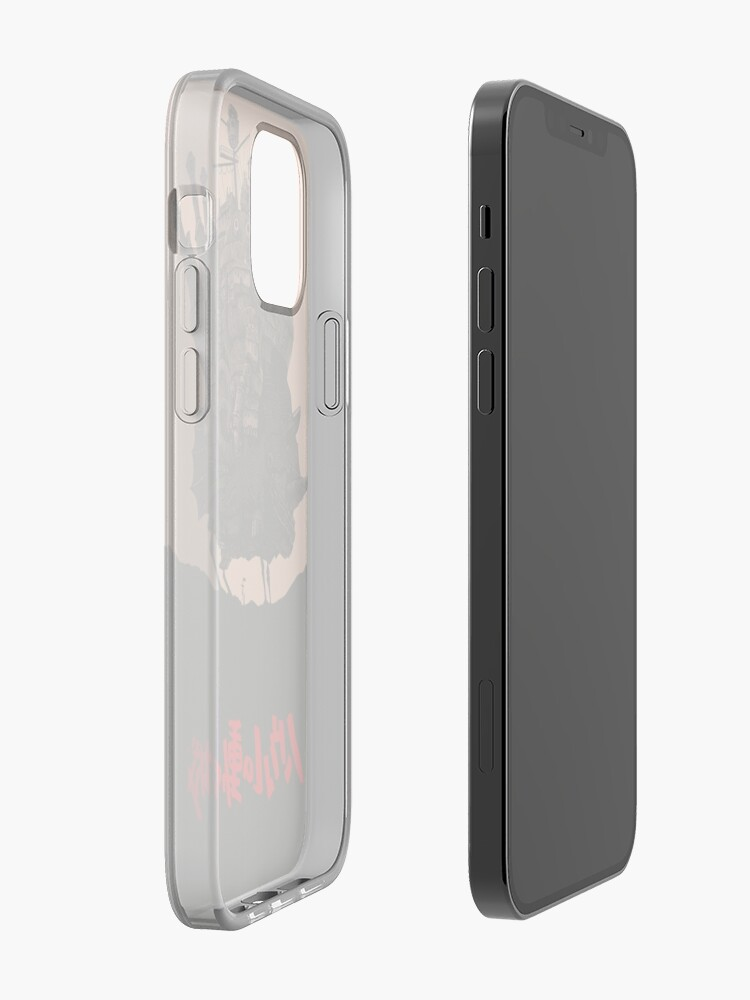 Alternate view of The Traveling Castle - Hayao Miyazaki iPhone Case & Cover