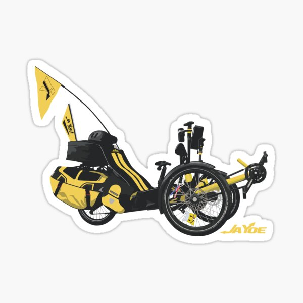 """The Official """"Tiger Duck"""" Sticker"""