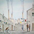 Tour De 'Brickworks' by Alan Harris