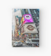 Times Square Traffic Hardcover Journal