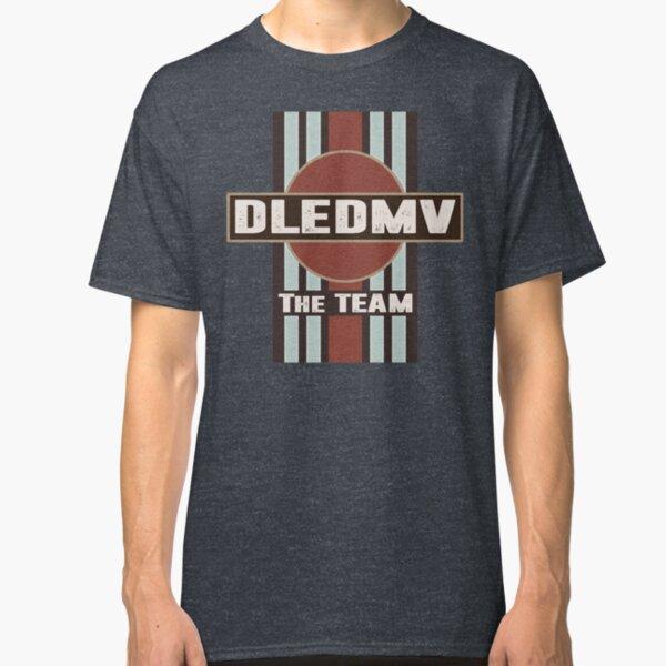 DLEDMV The Team T-shirt classique