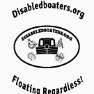 Disabledboaters.Floating Regardless!  by bywhacky