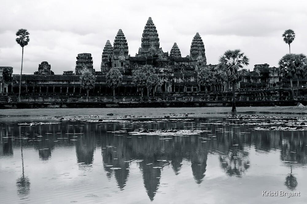 Angkor Wat by Kristi Bryant