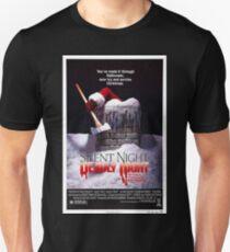 Stille Nacht, tödliche Nacht Slim Fit T-Shirt