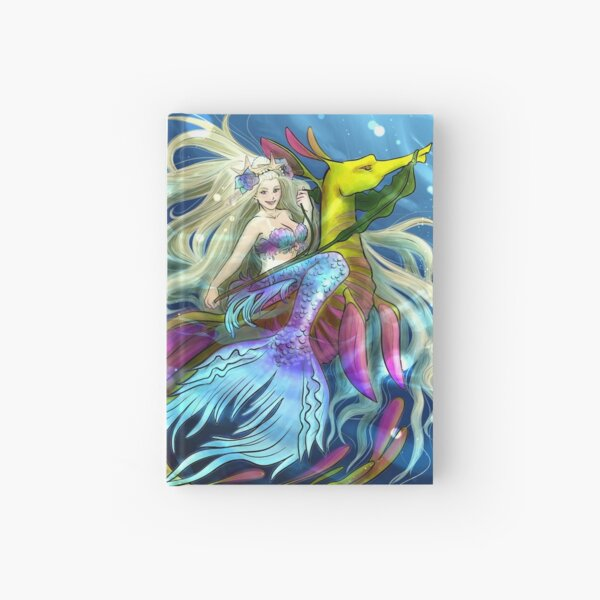 Mermaid Lori Hardcover Journal