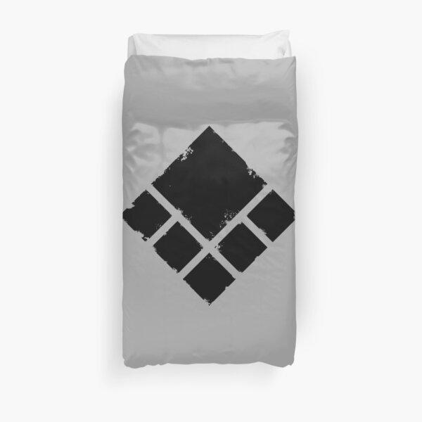 Commandant suprême | L'emblème de l'UEF patiné Housse de couette
