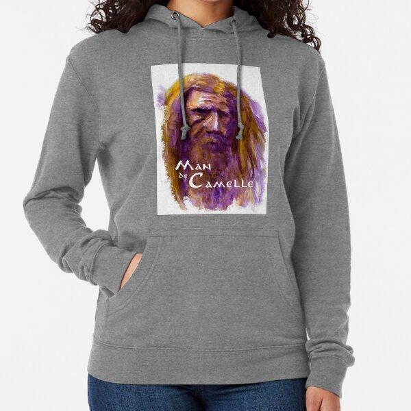 Man de Camelle: retrato de un artista único Sudadera ligera con capucha