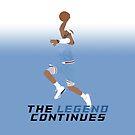 «Vince Carter The Legend» de nbagradas