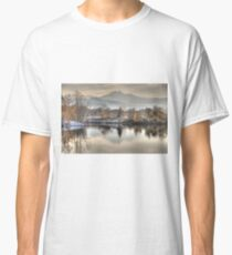 Between Fall and Winter Classic T-Shirt