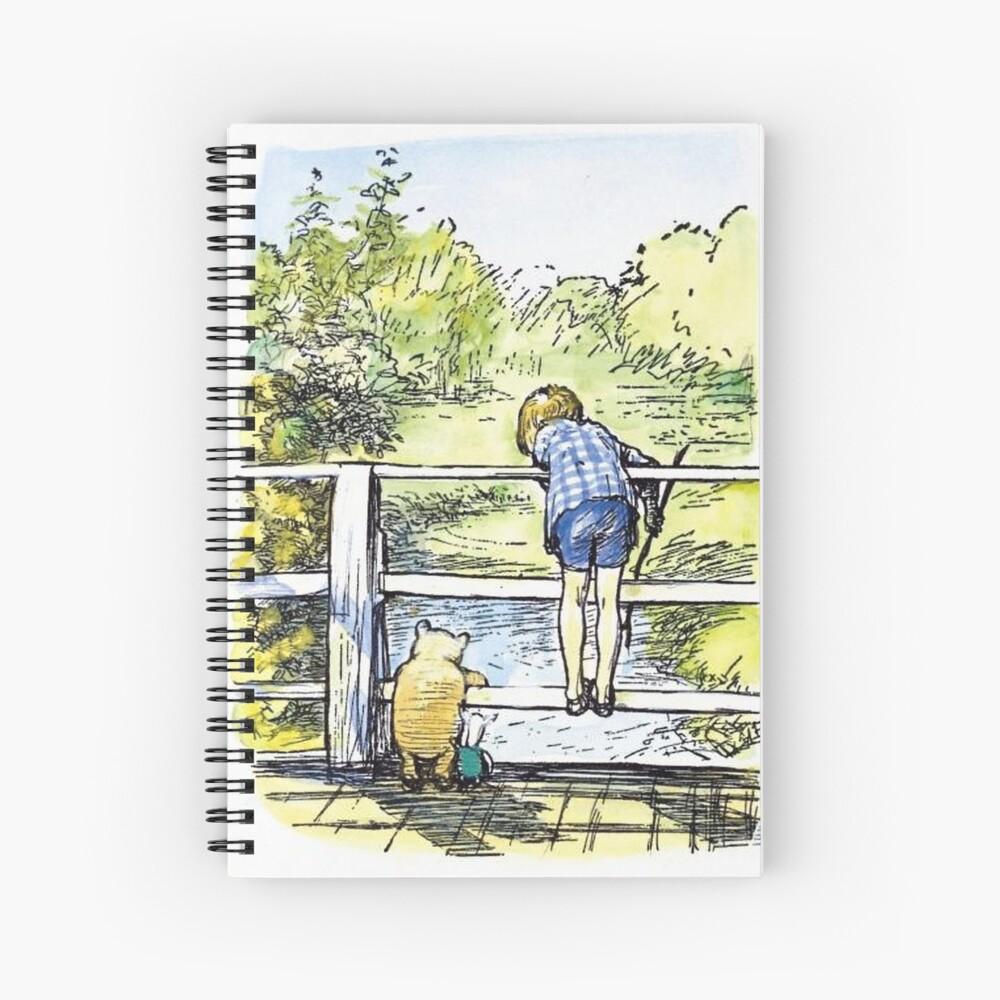 Winnie the Pooh Cuaderno de espiral