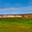 September on The Prairie by PFrogg