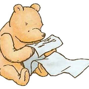 Winnie the Pooh by Ruby5732