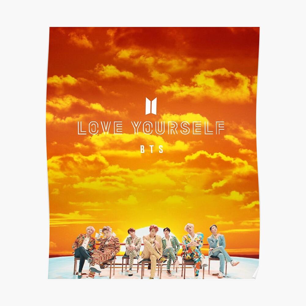 BTS IDOL Poster