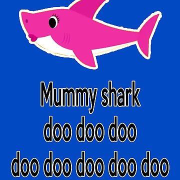Mummy Shark by jbtiger1992