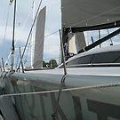Sydney - Hobart 2007 Yacht Race Entrant by SusanAdey