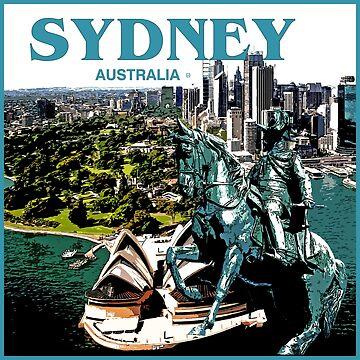 Australia's Sydney World Tour by vysolo