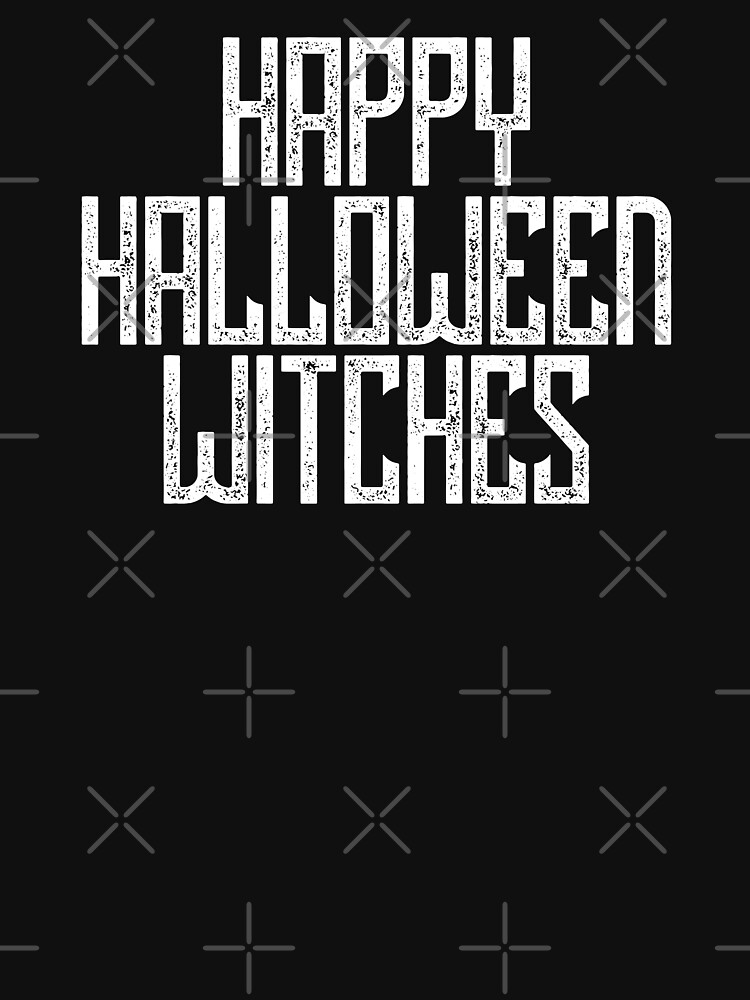 Happy Halloween Witches by Lightfield
