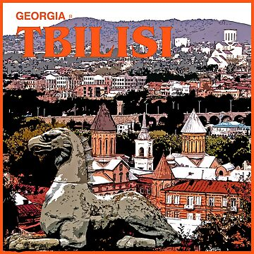 Georgia's Tbilisi World Tour by vysolo