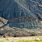 Blue Basin View – John Day Fossil Beds National Monument, Grant County, OR by Rebel Kreklow