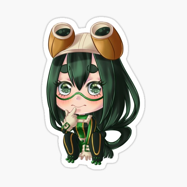 Froppy Sticker