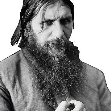 Rasputin by UshaTheCat