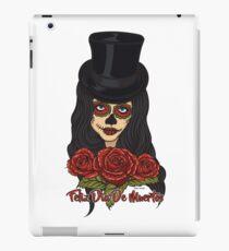 TopHat La Catrina - Dia De Los Muertos iPad Case/Skin