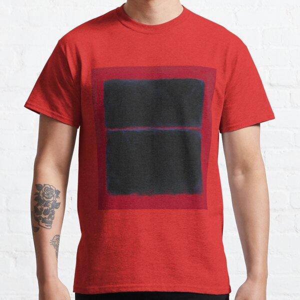 Rothko Inspired #6 Classic T-Shirt