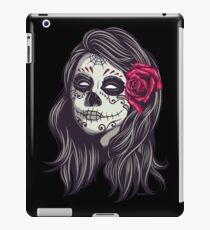 La Catrina - Dia De Los Muertos iPad Case/Skin