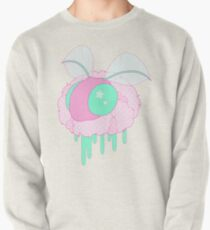 moth head Pullover