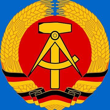 Deutsche Demokratische Republik by planetterra