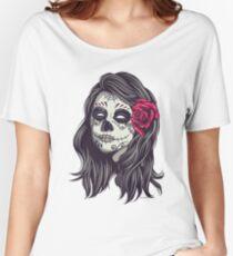 La Catrina - Dia De Los Muertos Women's Relaxed Fit T-Shirt