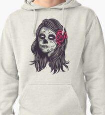 La Catrina - Dia De Los Muertos Pullover Hoodie