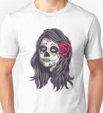 La Catrina - Dia De Los Muertos Unisex T-Shirt