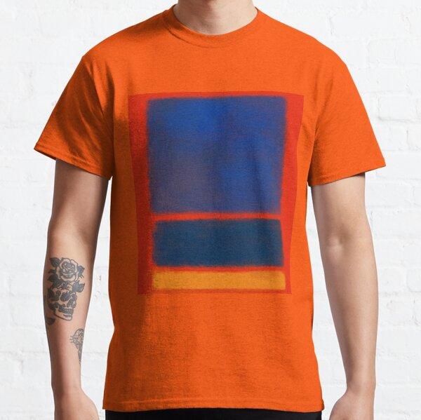 Rothko Inspired #7 Classic T-Shirt