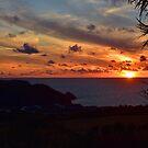 Kornischer Sonnenuntergang von brimel55