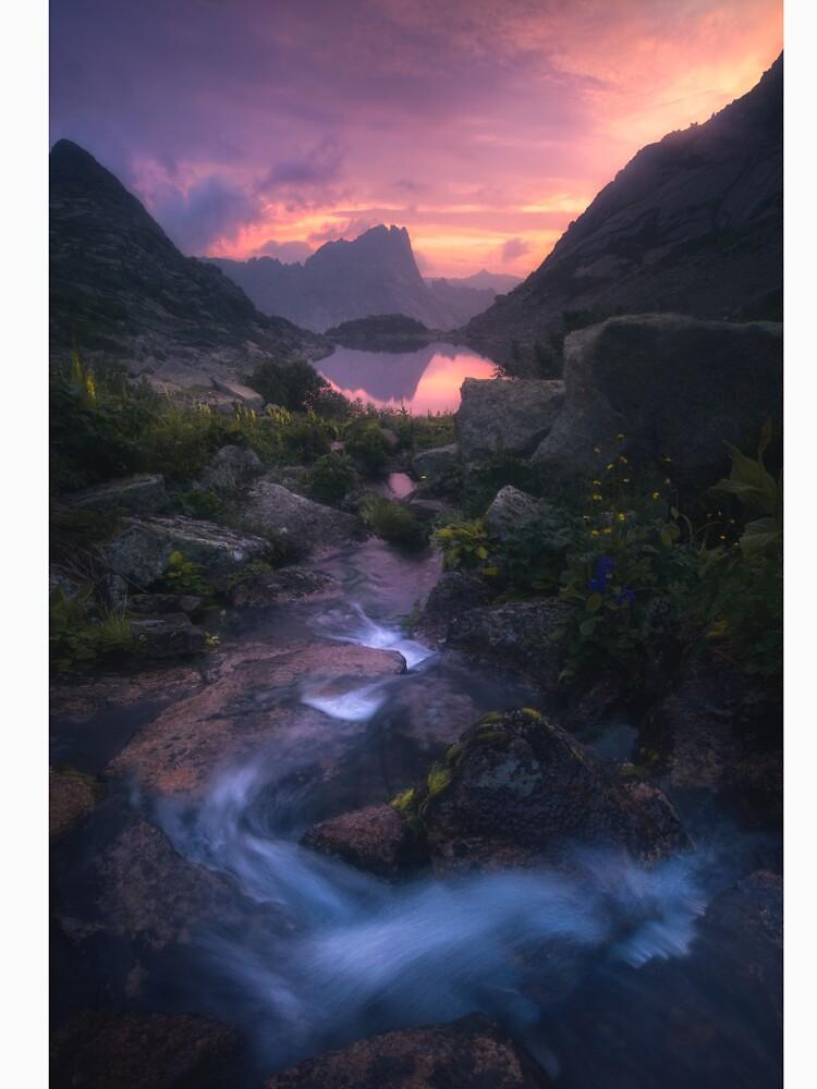 Stream of Mountain Spirits by Eugenstellar