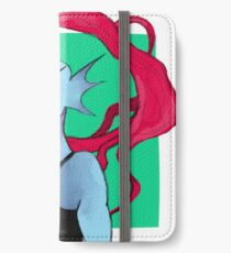 Strong Fish Wife iPhone Wallet/Case/Skin