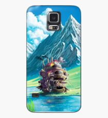 Howls Case/Skin for Samsung Galaxy
