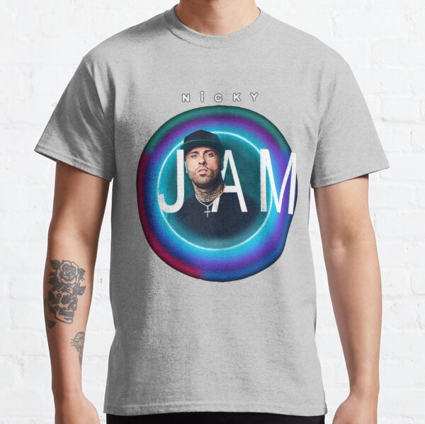 Nicky jam is the best  Classic T-Shirt