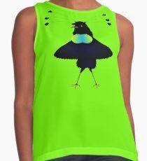 Bop the Ballerina Bird Contrast Tank