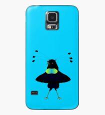 Bop the Ballerina Bird Case/Skin for Samsung Galaxy