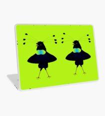 Bop the Ballerina Bird Laptop Skin