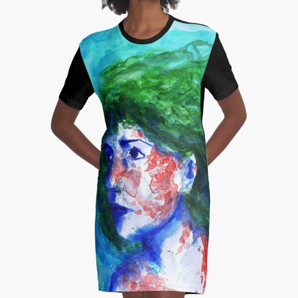 Hija de las algas Vestido camiseta