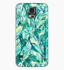 BANANENBLATT JUNGLE Hülle & Klebefolie für Samsung Galaxy
