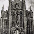 Cheap Street Church by Vicki Field